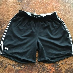 {Under Armour} Black Loose Shorts. Size XS.